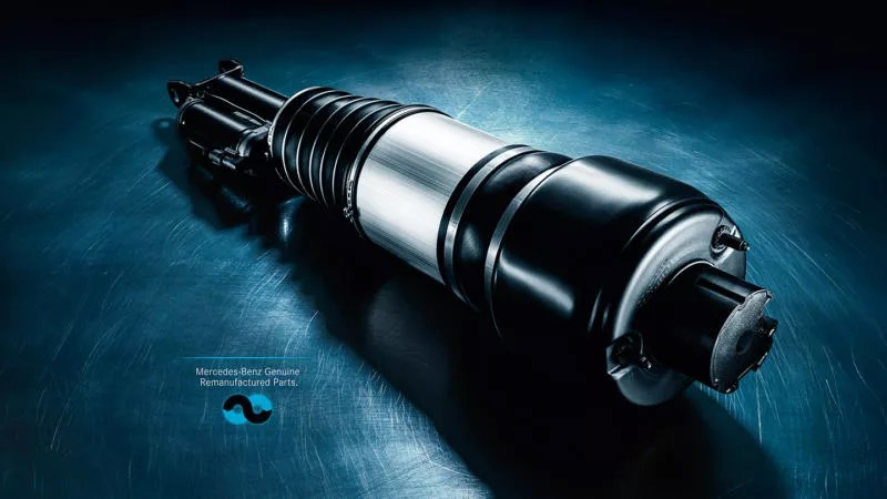 Montanti telescopici AIRMATIC rigenerati Reman Mercedes-Benz