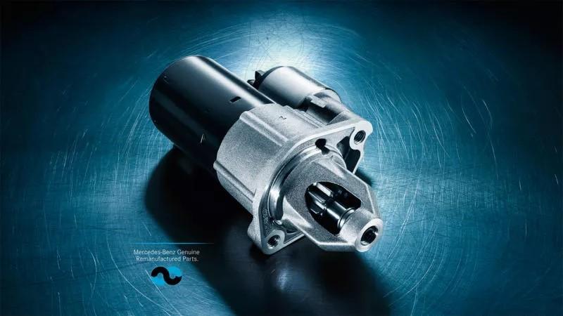 Motorino di avviamento rigenerato Reman Mercedes-Benz