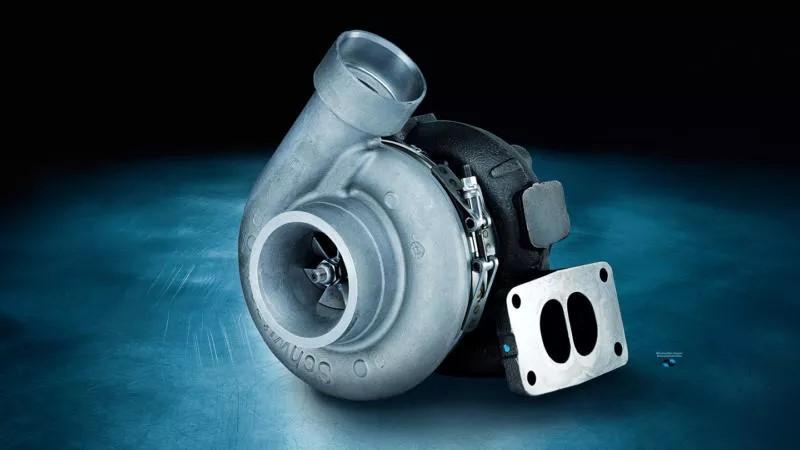 Turbocompressore rigenerato Reman Mercedes-Benz