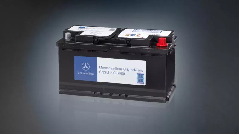 Batteria di avviamento Mercedes-Benz