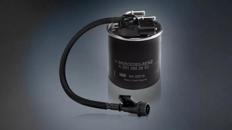Filtro del carburante Mercedes-Benz - Van