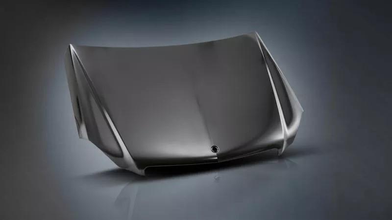 Cofani motore Originali Mercedes-Benz